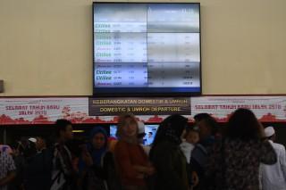 Bandara Juanda Surabaya Ditutup Sementara, Penerbangan Terganggu