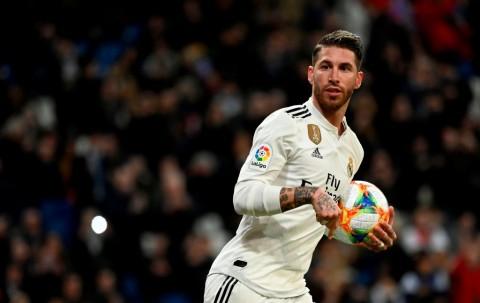 Pique: Sergio Ramos Seharusnya Diusir