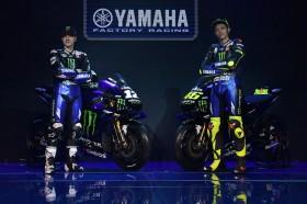 Rossi dan Vinales Kompak Memberi Masukan kepada Mekanik
