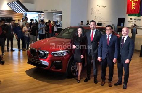 All-New BMW X4, 'Menyusup' di Segmen SUV Premium Tanah Air