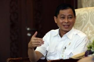 Menteri ESDM Patok Harga Batas Atas Avtur