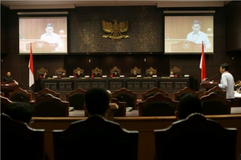 LHKPN Penentu Pemilihan Hakim MK