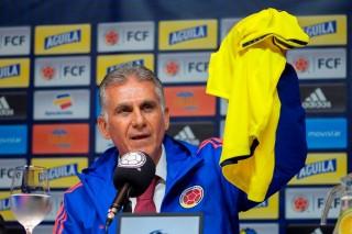 Kolombia Tunjuk Carlos Queiroz Sebagai Pelatih Anyar