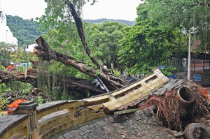 Badai Terjang Brasil, 5 Orang Tewas