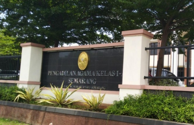 Pengadilan Agama Kelas IA Kota Semarang Anis Fuad. Medcom.id/Budi Arista Romadhoni