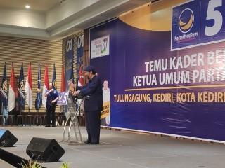 Kader NasDem Jatim Wajib Sepaham Memenangkan Jokowi