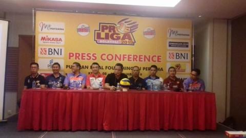 Final Four Putaran Pertama Proliga 2019 Digelar di Kediri