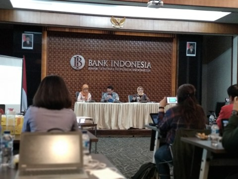 Defisit Transaksi Berjalan Melebar Jadi 3,57%