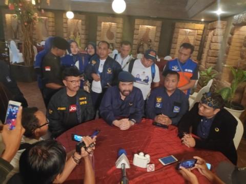 Surya Paloh Sarankan Jokowi Respons Tudingan Kompetitor