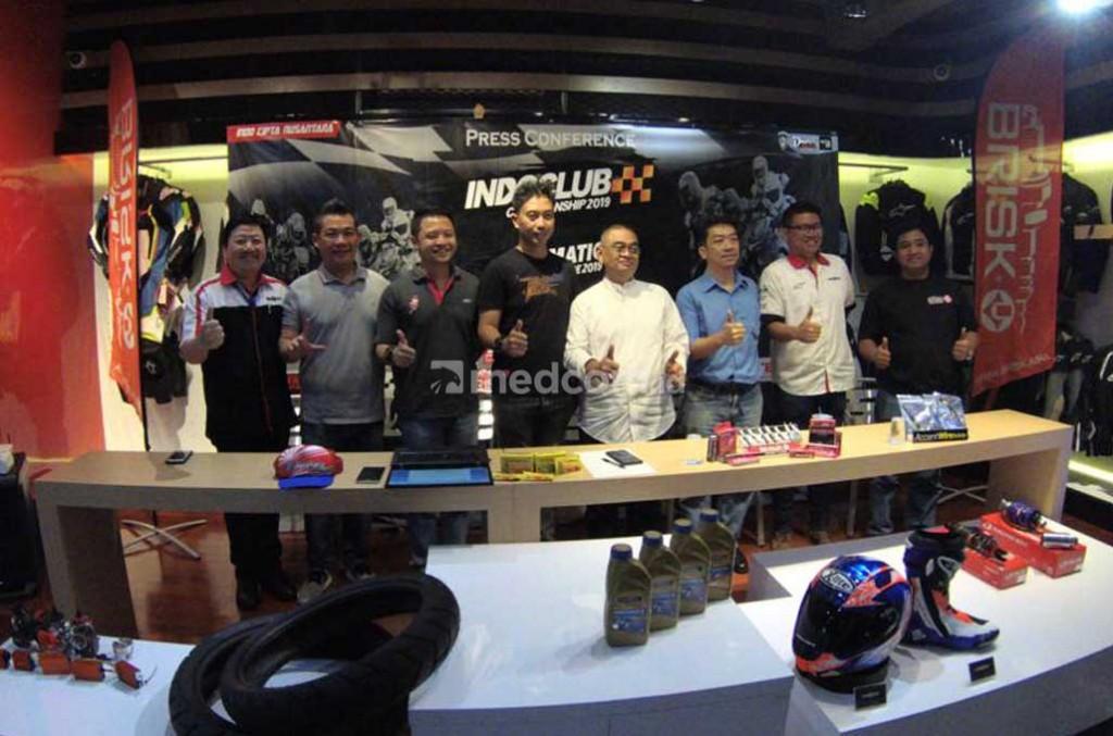 Indoclub Championship buka kelas baru supermoto dan GP12. medcom.id/Ahmad Garuda
