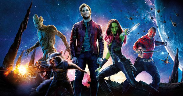 Guardians of the Galaxy (Foto: marvel)