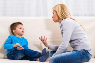 Empat Kesalahan Mendisiplinkan Anak