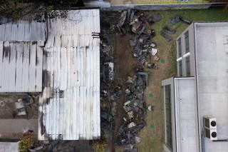 Kamp Latihan Flamengo Kebakaran, 10 Orang Tewas
