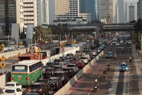 Infrastruktur Cegah Ekonomi RI Melambat