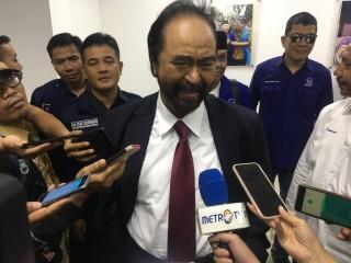 Pesan Surya Paloh untuk Kader NasDem Jatim Agar Menang Pemilu 2019