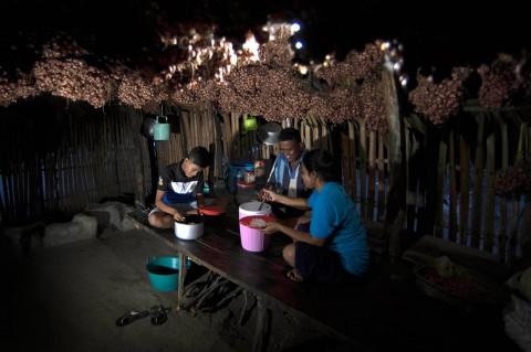 Siraman Asa untuk Pulau Sabu
