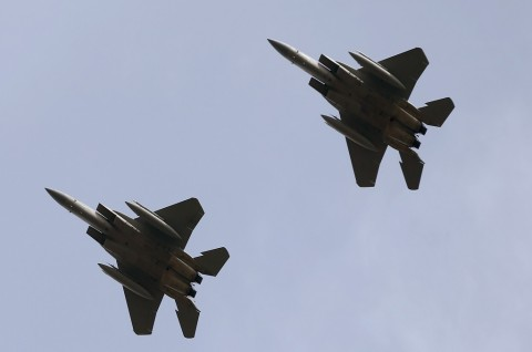 Dua Serangan Udara AS Tewaskan 15 Militan al-Shabaab