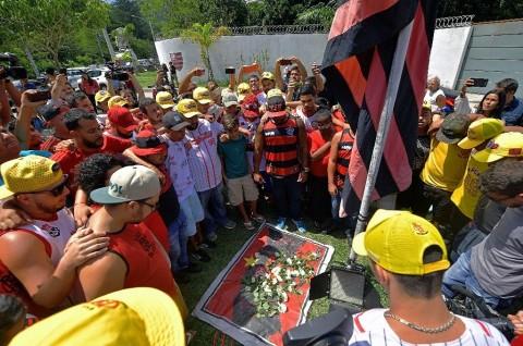 Brasil Berduka atas Tragedi Klub Sepak Bola Flamengo