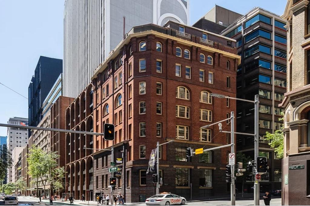 Tampilan gedung yang menggunakan susunan batu bata di Sydney, Designboom/Tom Ferguson