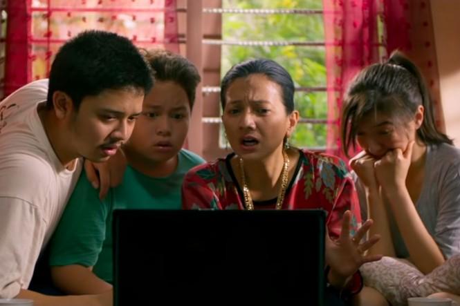 Adegan film Orang Kaya Baru. (Foto: Screenplay Films)