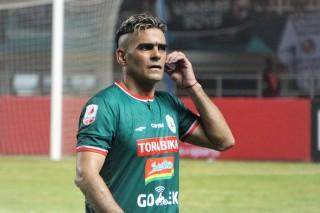 PSS Sleman Resmi Melepas Cristian Gonzales