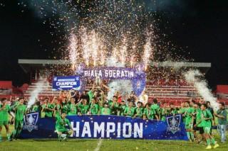 Persebaya Juara Piala Soeratin U-17