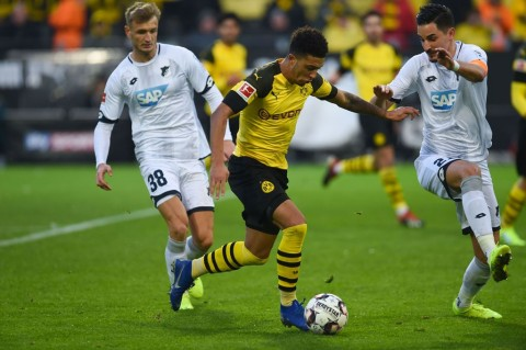 Dortmund Ditahan Imbang Hoffenheim