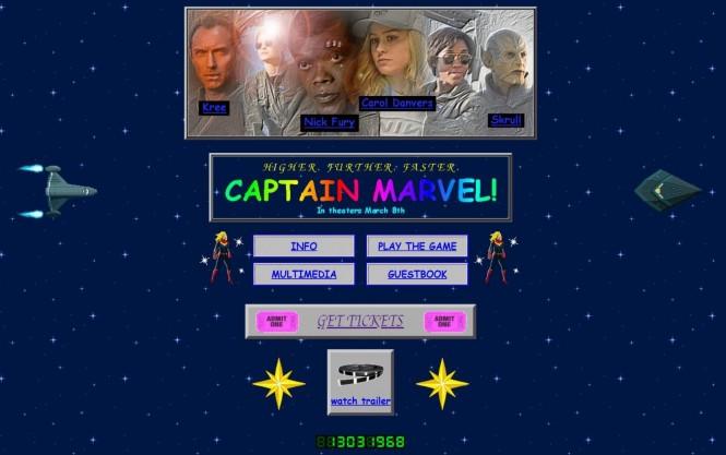 Situs Captain Marvel.