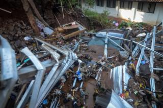 Banjir Bandang Terjang Pasirjati, 3 Tewas