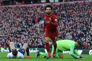 Tekuk Bournemouth 3-0, Liverpool Kembali ke Puncak Klasemen