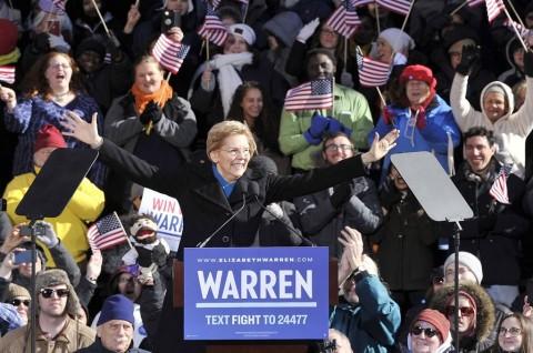 Senator Senior Demokrat Resmi Maju ke Pilpres 2020