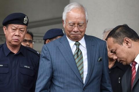 Najib Razak Bersiap Hadapi Sidang Perdana Kasus 1MDB