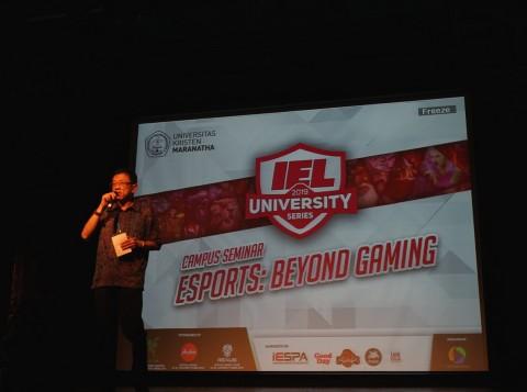 Mengubah Pandangan Game dan Esport di Perguruan Tinggi