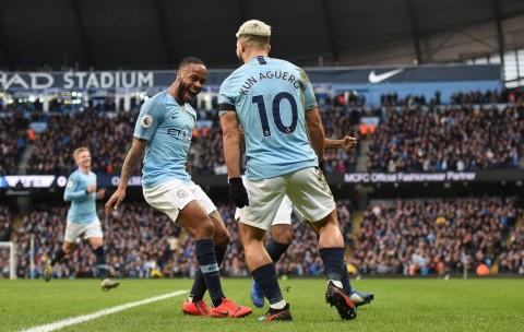 Manchester City Bantai Chelsea di Babak Pertama