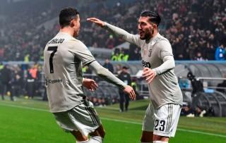 Juventus Perkasa di Markas Sassuolo