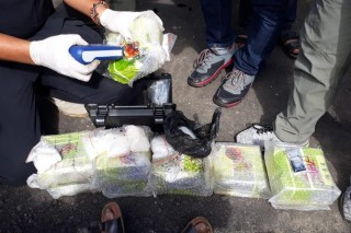 Penyelundup 11 Kg Sabu Ditangkap di Pelabuhan Banten