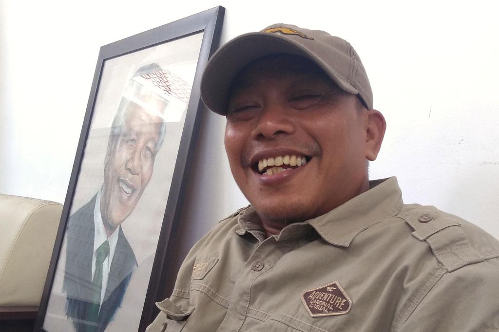 Pidi Baiq (Foto: Medcom.id/Purba Wirastama)
