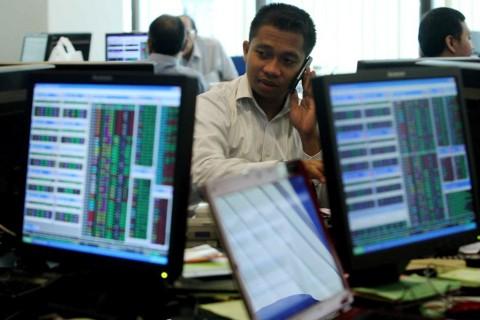 Pasar Khawatir Negosiasi AS-Tiongkok, IHSG Menguat Terbatas