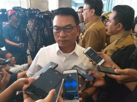 Moeldoko: Indonesia Menghadapi Revolusi Jari