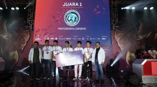 Piala Presiden Esports 2019 Kantongi Wakil Palembang dan Bali