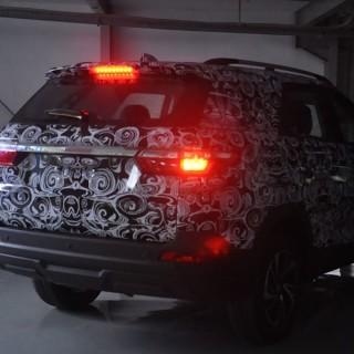 Terkuak, Ini Bocoran SUV Terbaru DFSK