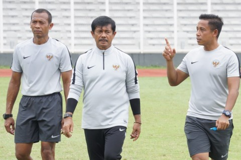 Indra Sjafri Tentukan Skuat Timnas U-22 Usai Lawan Madura United