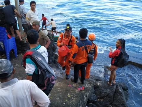 227 Jiwa Mengungsi Akibat Erupsi Karangetang