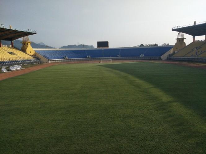 Stadion Si Jalak Harupat. (Foto: dok. MI)