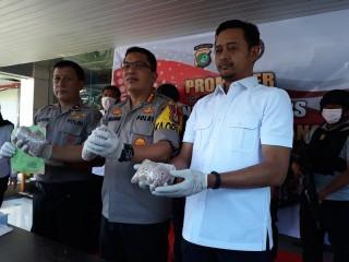 Polisi Tangkap Kurir 5 Ribu Pil Ekstasi di Tangerang