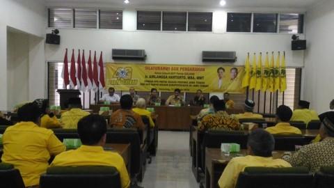 Partai Golkar Target Raih 15 Kursi DPR RI di Jawa Tengah