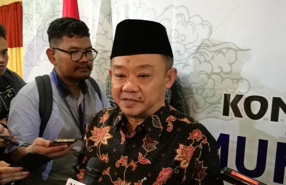 Muhammadiyah General Secretary Abdul Mu'ti (Photo:Medcom.id/Dian Ihsan Siregar)