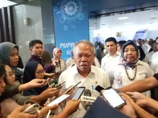 Menteri Basuki Pamer Aplikasi Konstruksi di PUPR 4.0 Expo