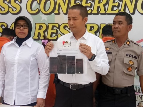 Polisi Tangkap Jaringan Perdagangan Anak di Sulsel
