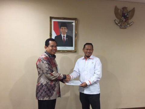 Dodi Iskandar Jadi Komisaris Baru Angkasa Pura II